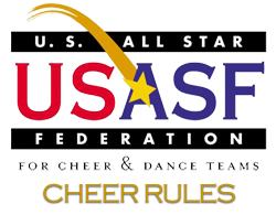 USASF Cheer Rules