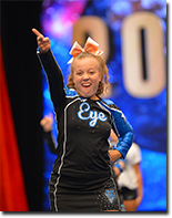 The Cheerleading and The Dance Worlds Championships