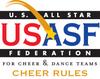 USASF CHeer Rules